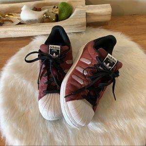 Adidas superstar classic rare ortholite shoes